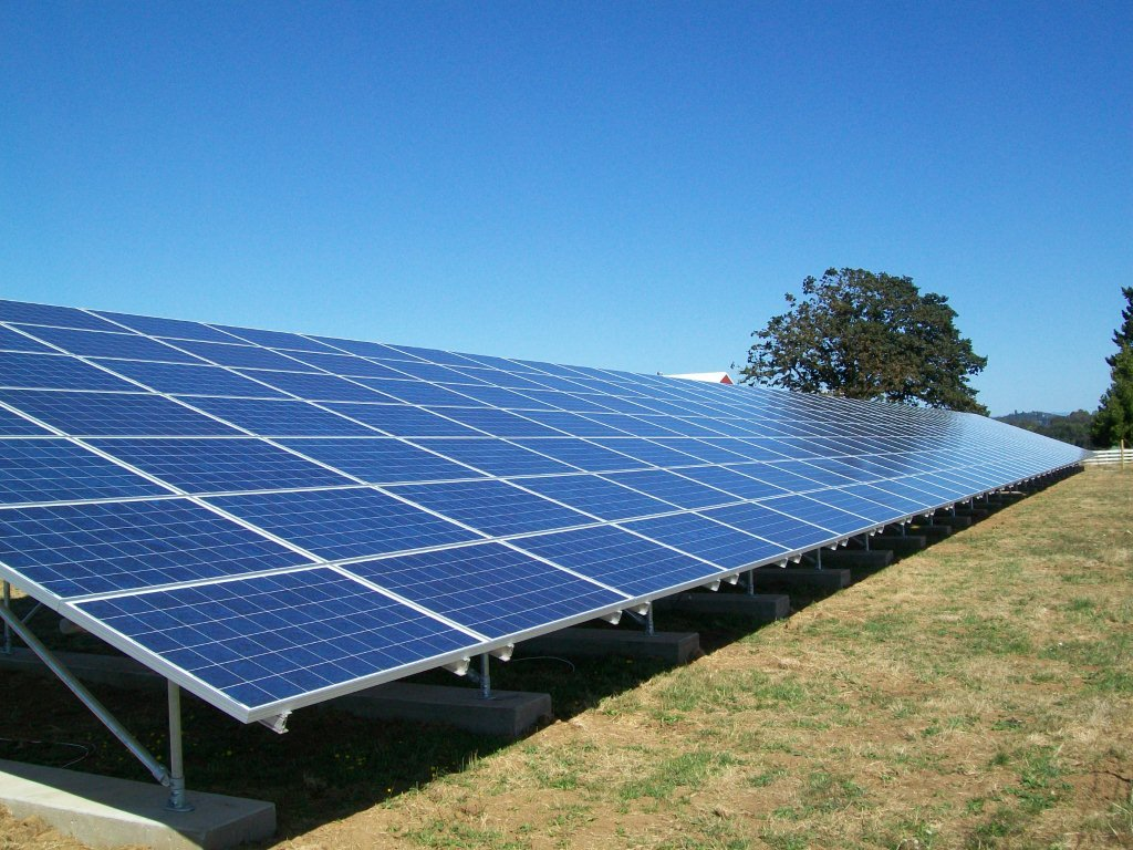 Sly farms energy design for Solar ranch