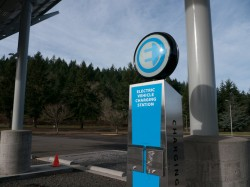 electric vehicle charging unit